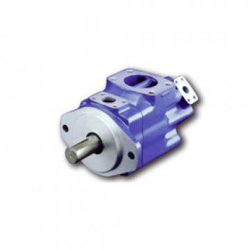 PVQ45AR02AA10A18000001AA100CD0A Vickers Variable piston pumps PVQ Series