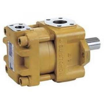 SUMITOMO QT4123 Series Double Gear Pump QT4123-63-6.3F