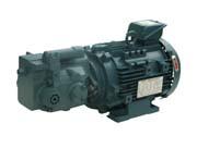 TOYOOKI HVP-VCC1-F26-26A2A2-B HVP Vane pump
