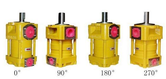 SUMITOMO QT41 Series Gear Pump QT41-63F-A