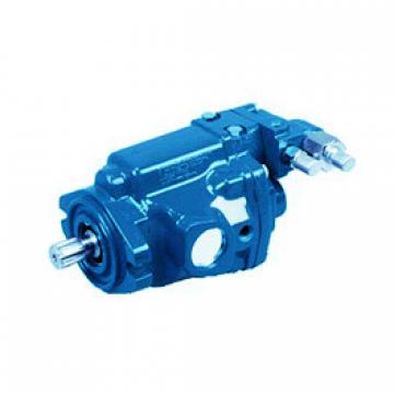 PV063R1K1A4NKLC4242+PGP5 Parker Piston pump PV063 series