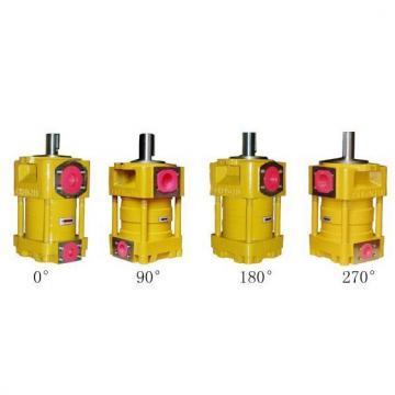 SUMITOMO QT4233 Series Double Gear Pump QT4233-31.5-12.5F