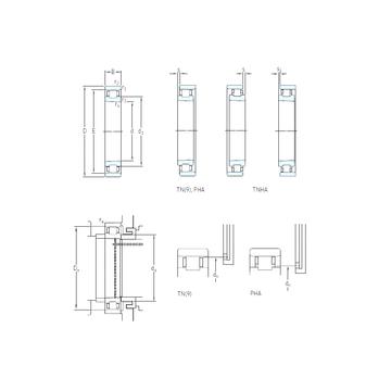 N 1011 KPHA/HC5SP SKF Cylindrical Roller Bearings